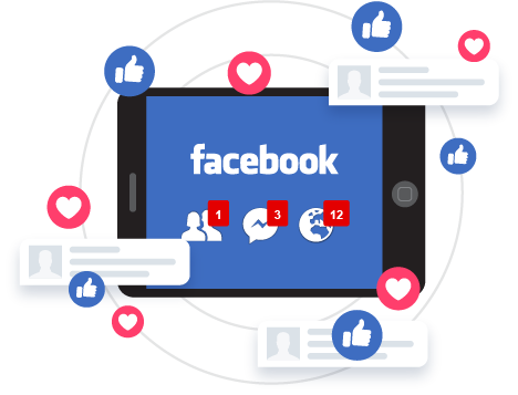 Connect with fellow classmates on Facebook
